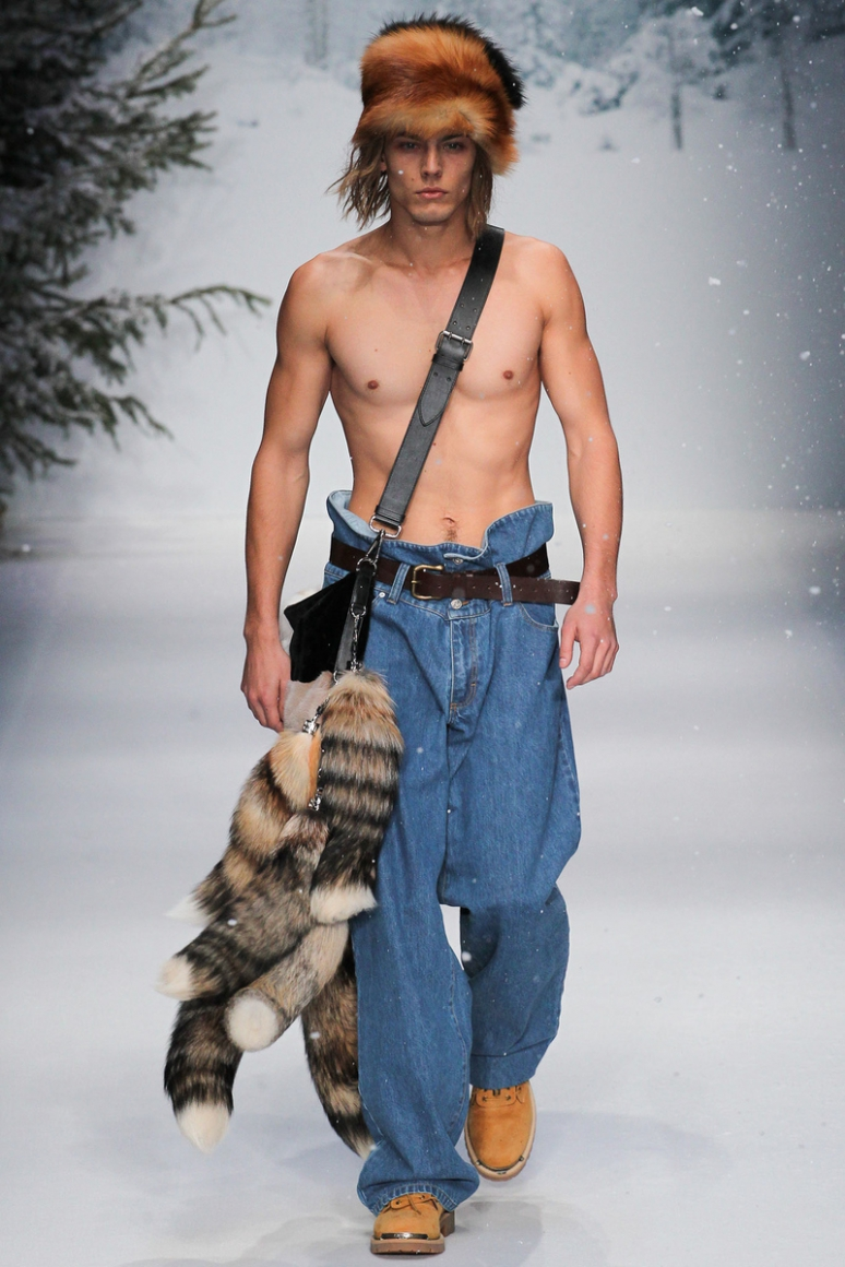 Moschino Menswear осень-зима 2015/2016 #50