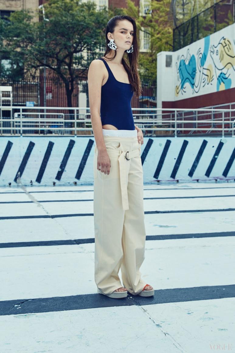 Rosie Assoulin весна-лето 2016 #24