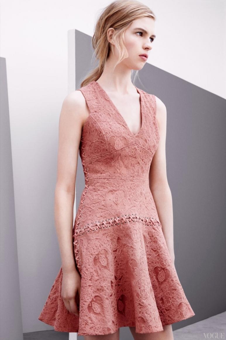 Rebecca Taylor Couture весна-лето 2013 #11