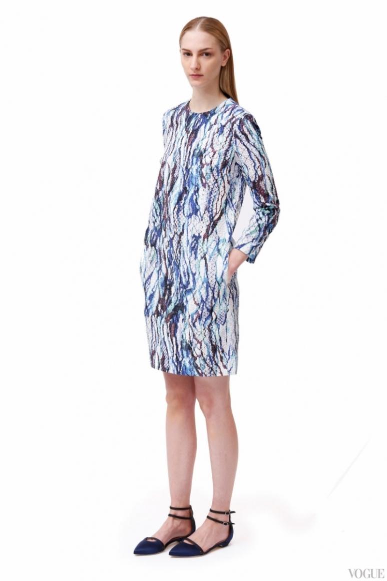 Monique Lhuillier Couture весна-лето 2013 #35