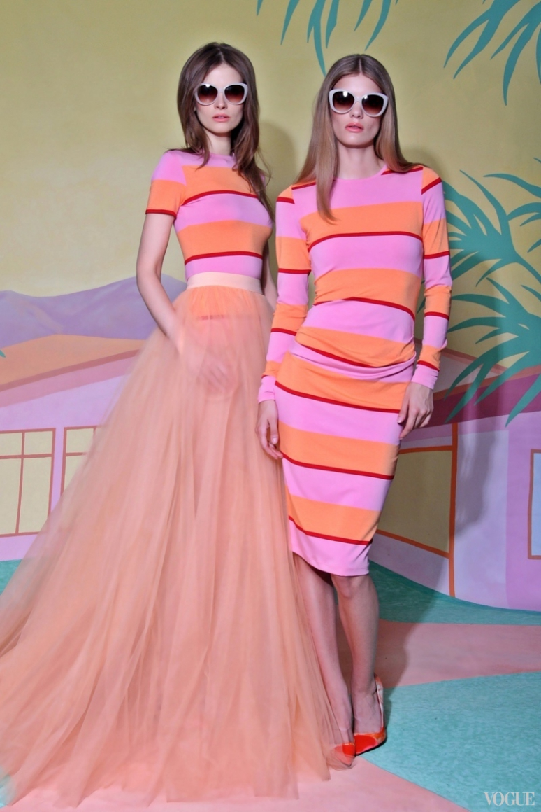Christian Siriano Resort 2016 #5