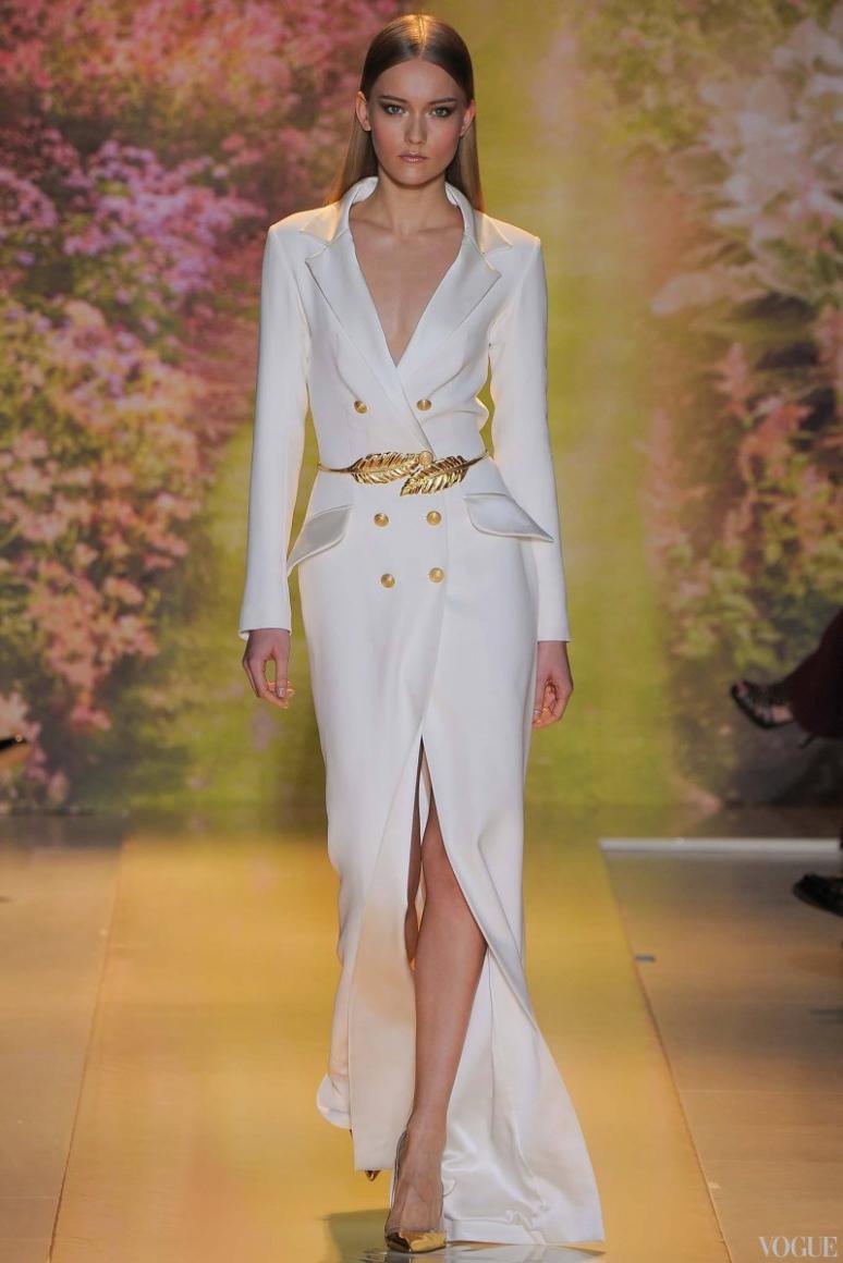 Zuhair Murad Couture весна-лето 2014 #45