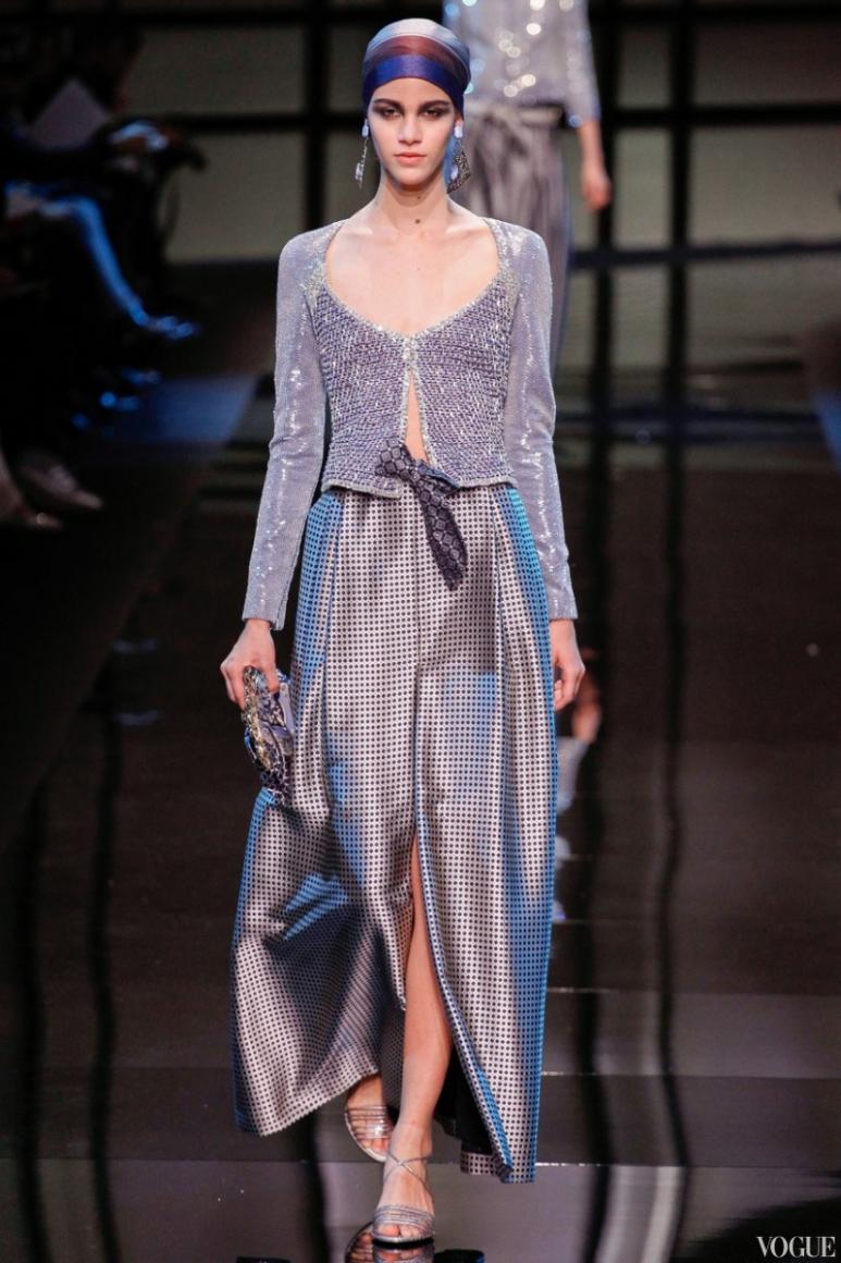 Armani Priv? Couture весна-лето 2014 #18