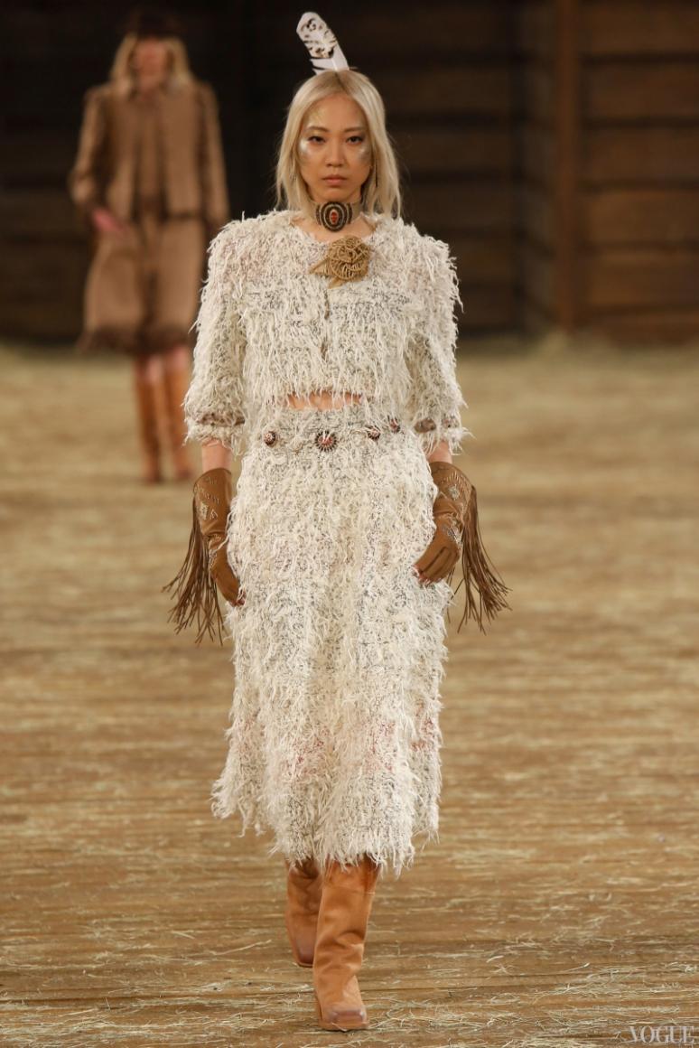 Chanel Couture весна-лето 2013 #84