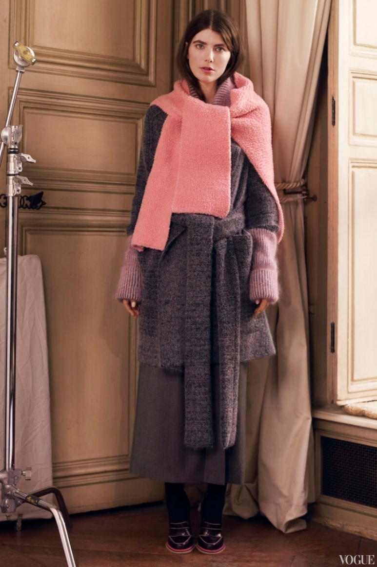 Sonia Rykiel Couture весна-лето 2013 #1
