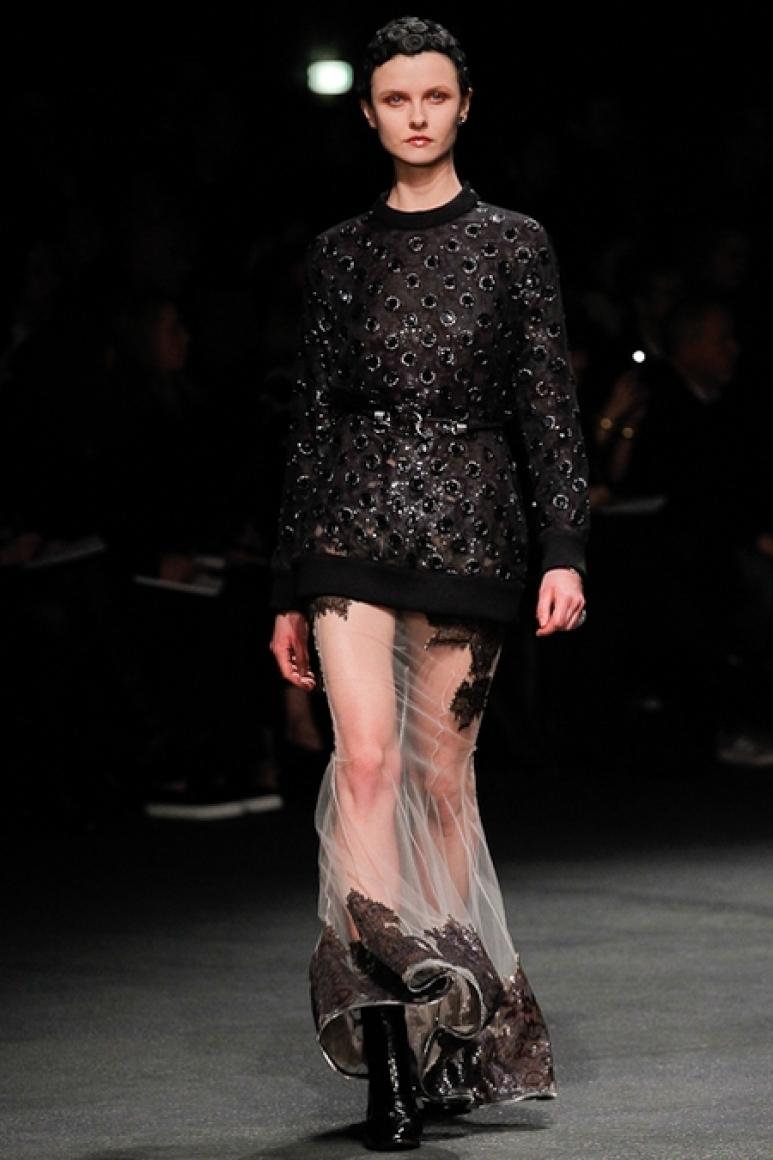Givenchy осень-зима 2013/2014 #4