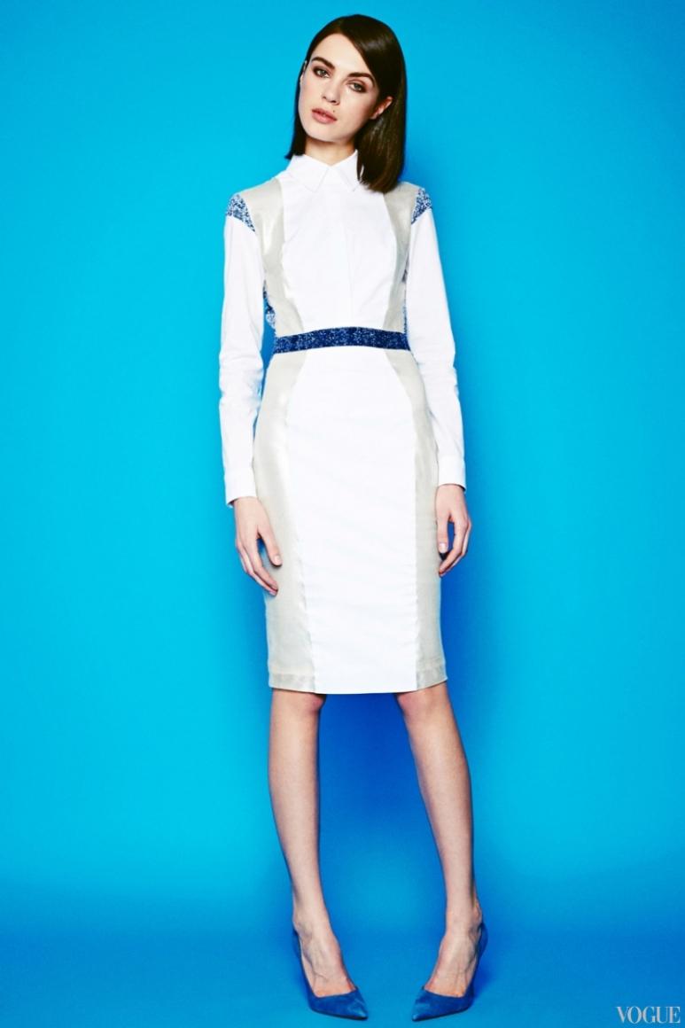Misha Nonoo Couture весна-лето 2013 #5