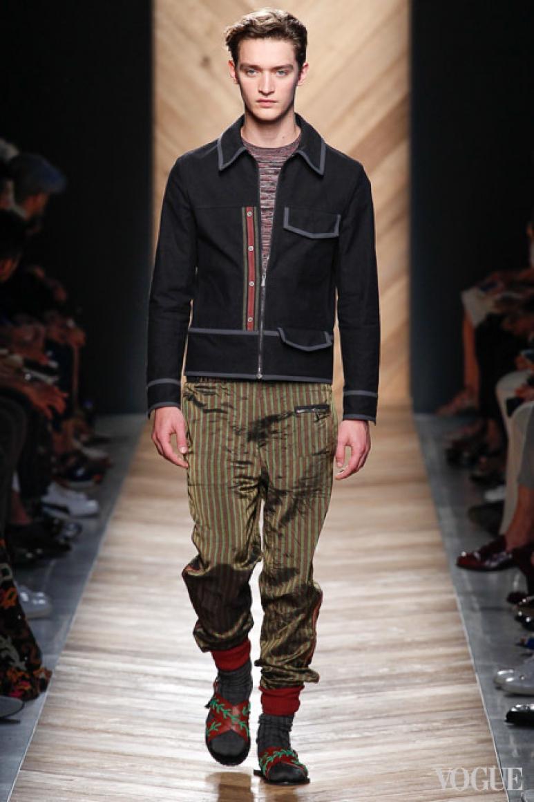 Bottega Veneta Menswear весна-лето 2016 #43