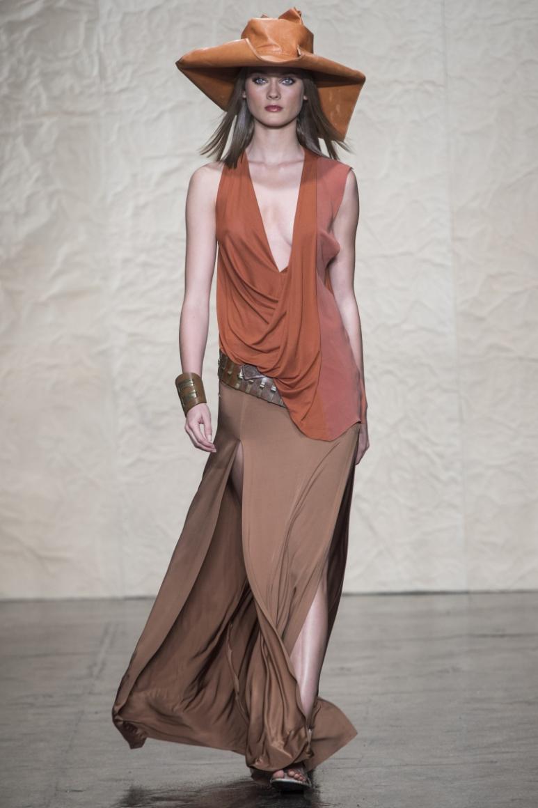 Donna Karan весна-лето 2014 #13