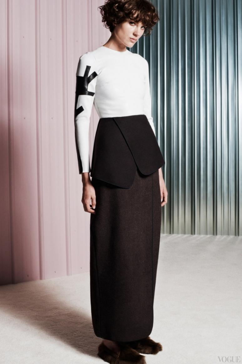Acne Couture весна-лето 2013 #15