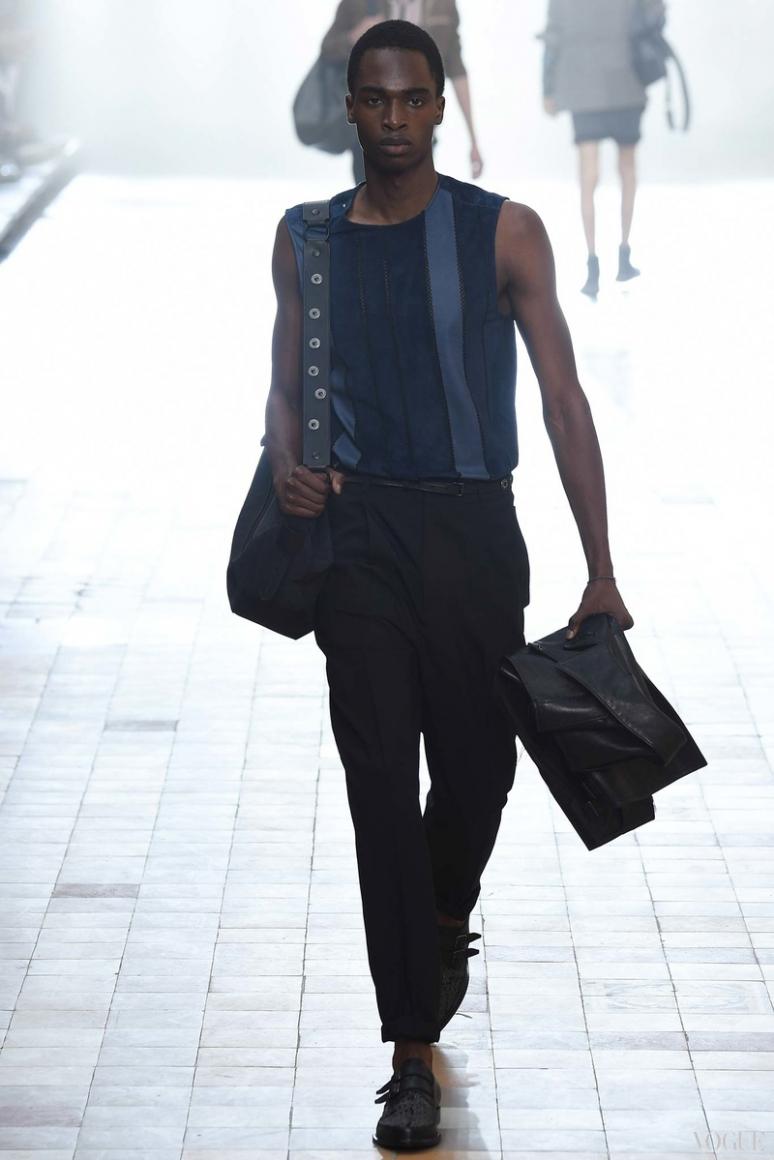 Lanvin Menswear весна-лето 2016 #18