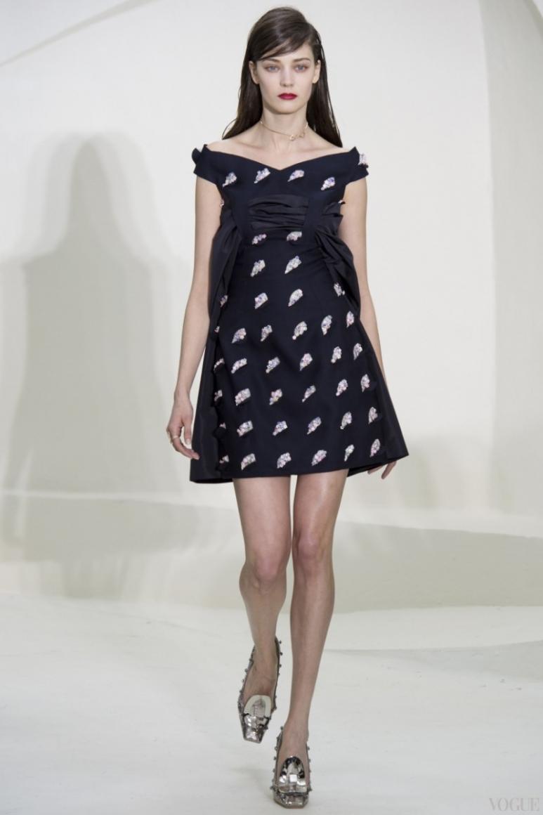 Christian Dior Couture весна-лето 2014 #36
