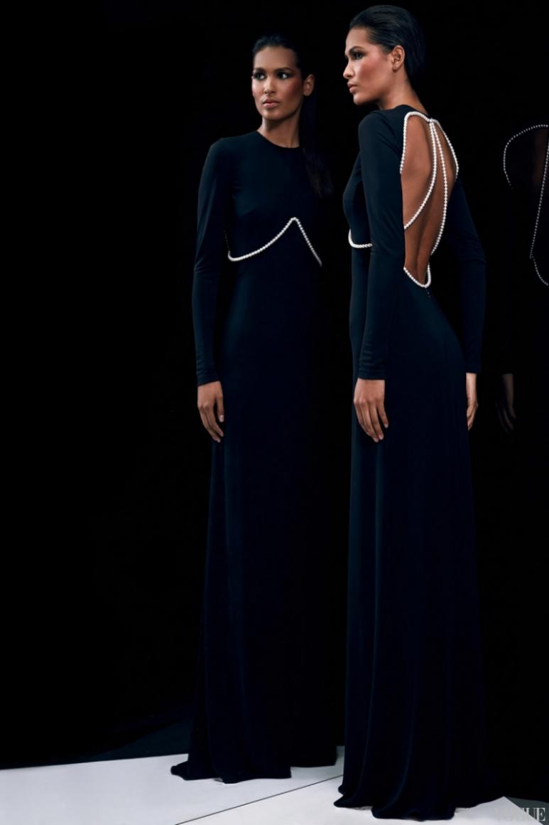 Cushnie Et Ochs Couture весна-лето 2013 #16