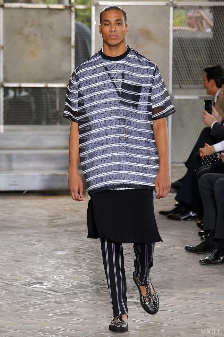 Givenchy Menswear весна-лето 2016 #23