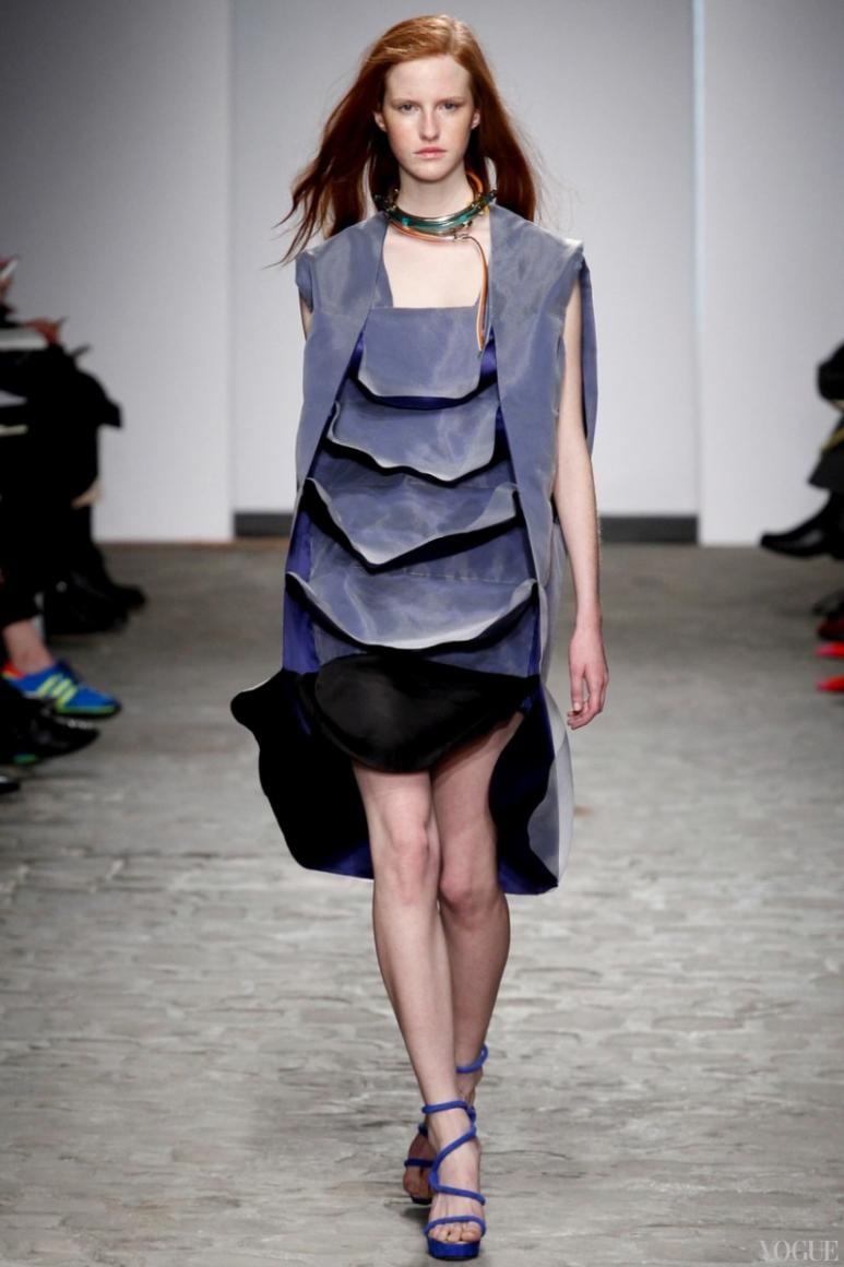 Vionnet Couture весна-лето 2014 #14