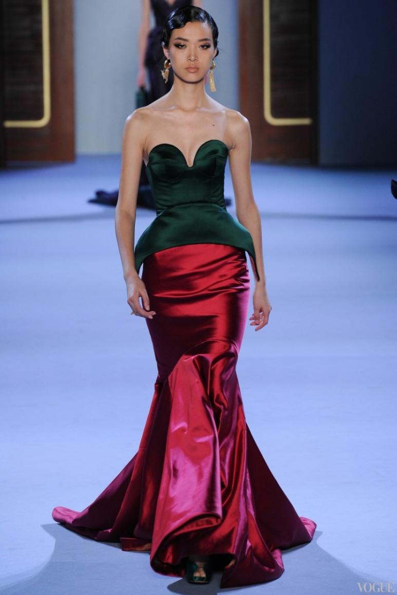 Ulyana Sergeenko Couture весна-лето 2014 #18