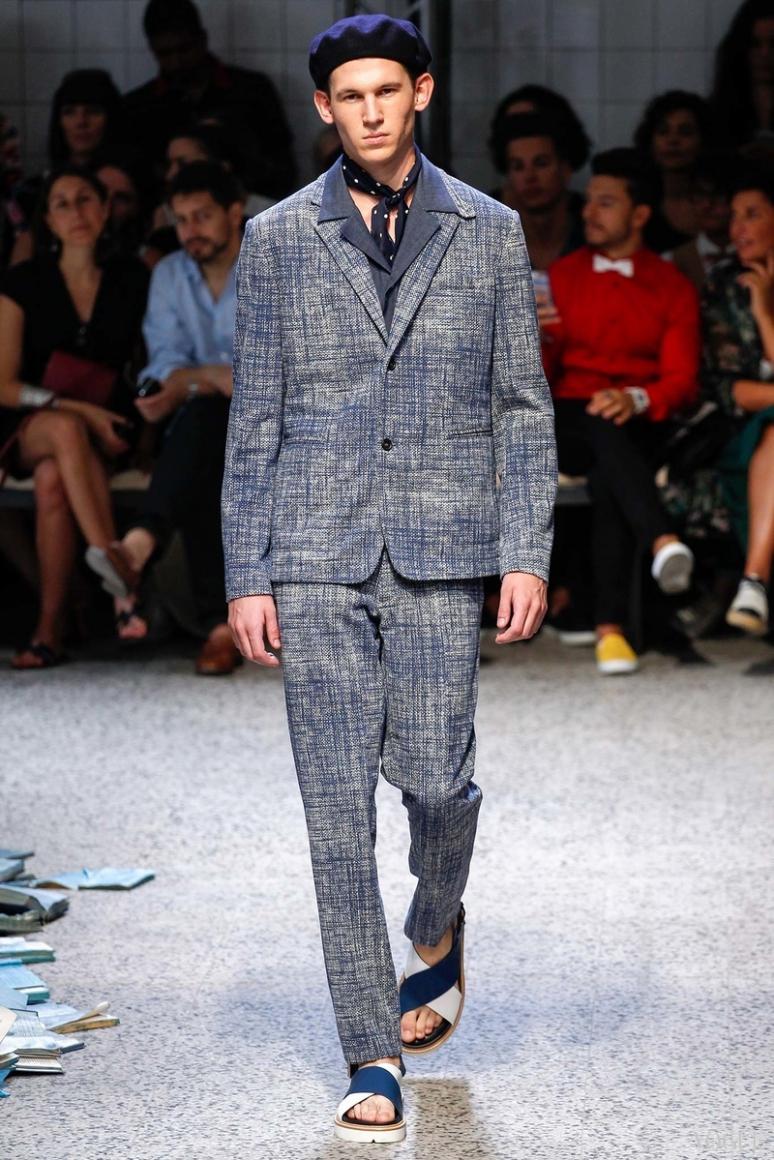 Antonio Marras Menswear весна-лето 2016 #31