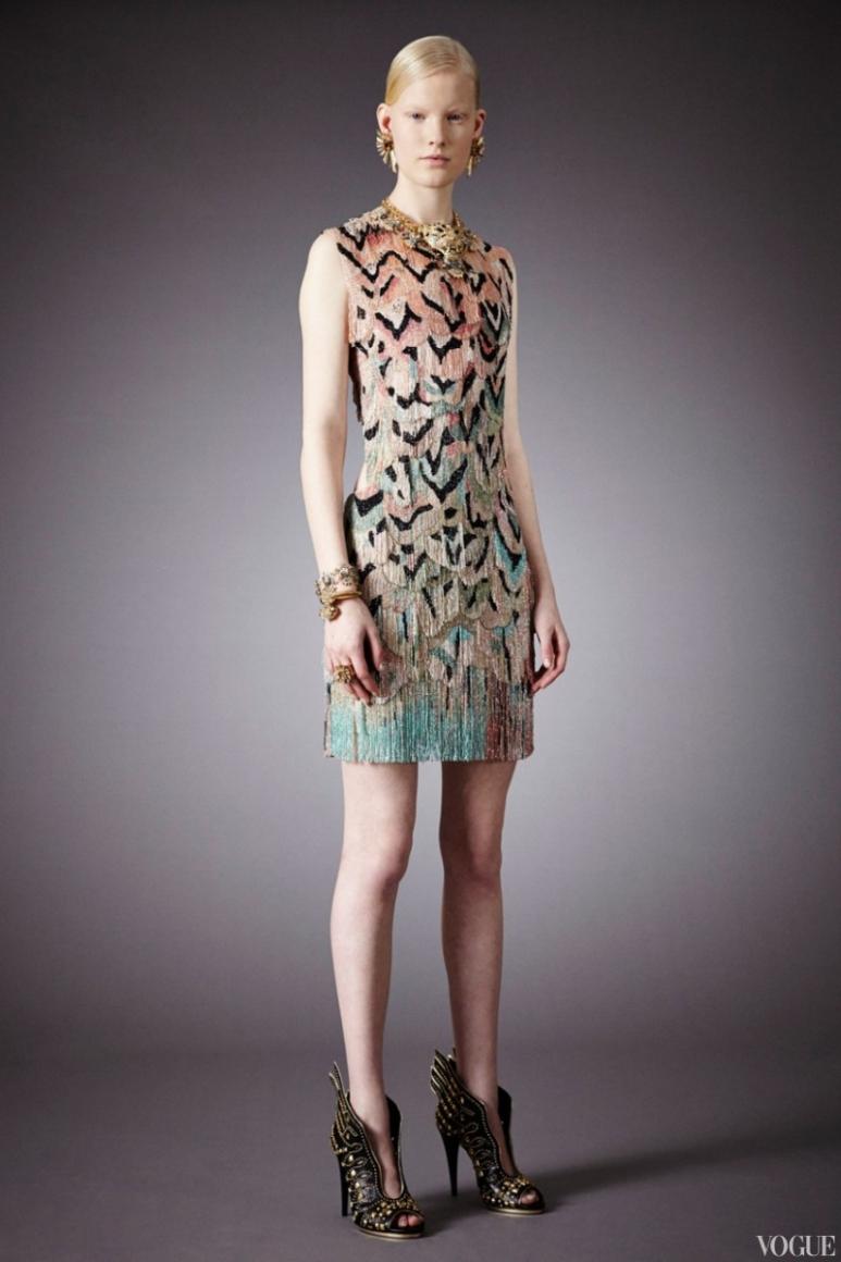 Roberto Cavalli Couture весна-лето 2013 #4