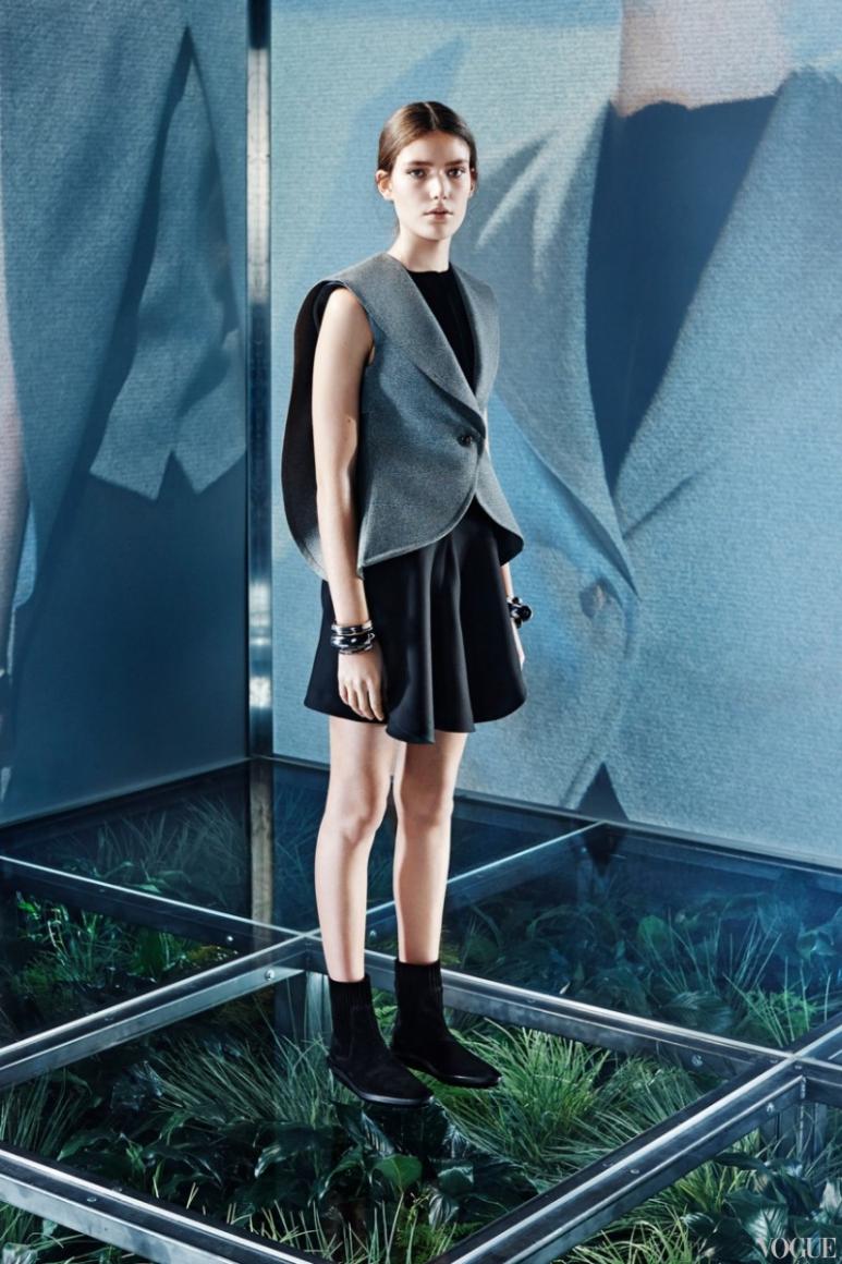 Balenciaga Couture весна-лето 2013 #2
