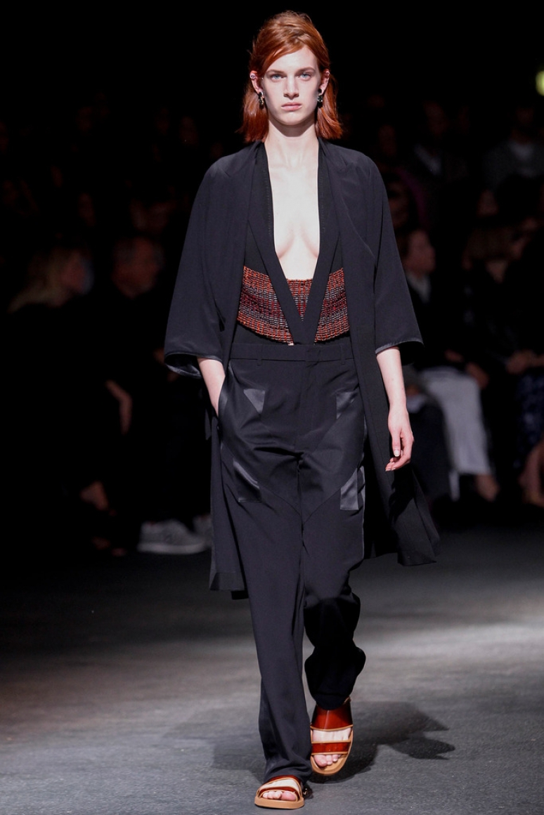 Givenchy весна-лето 2014 #27