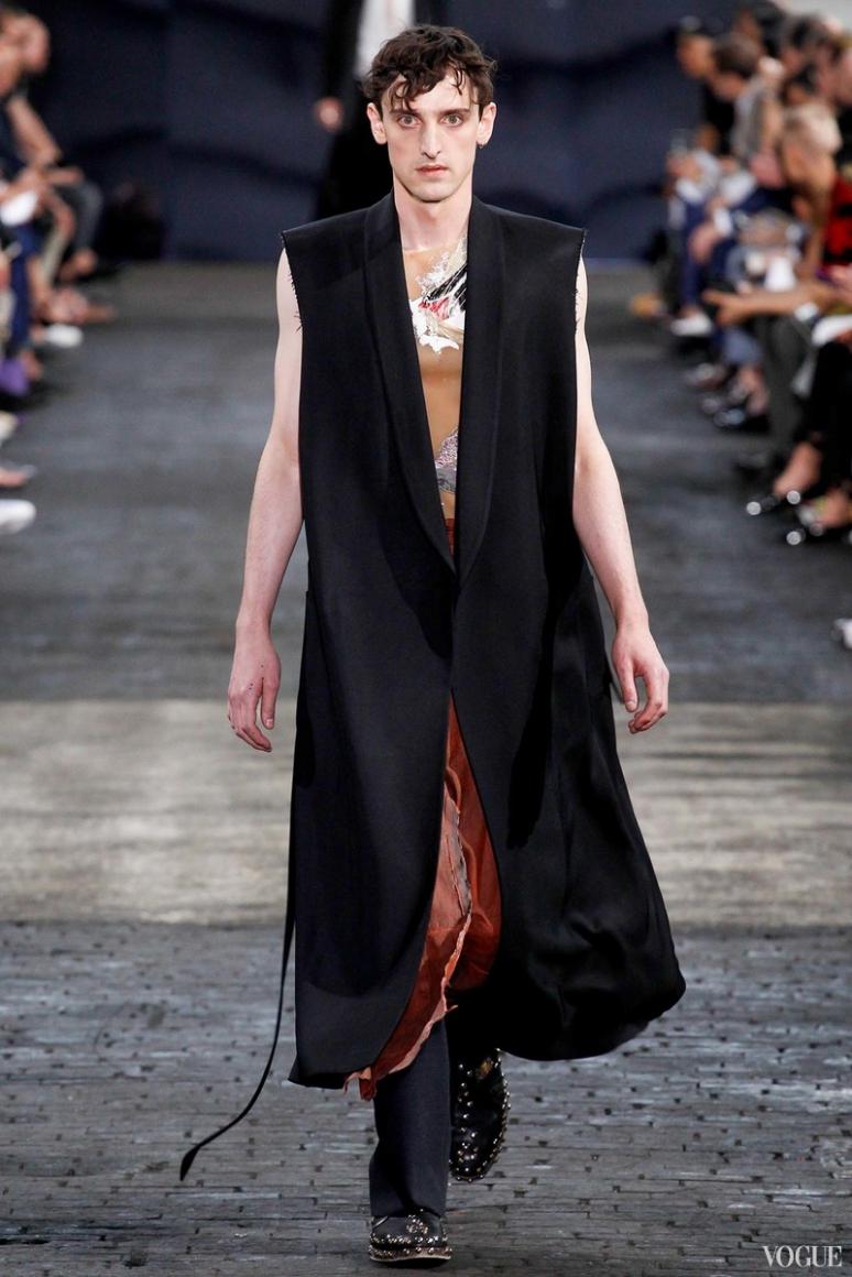 Maison Martin Margiela Menswear весна-лето 2016 #2