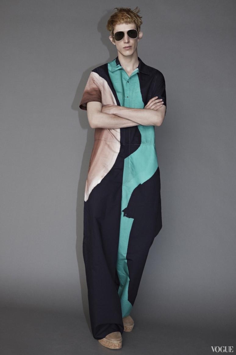 Acne Menswear весна-лето 2016 #19