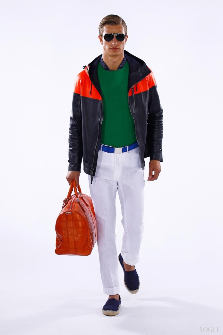 Ralph Lauren Menswear весна-лето 2016 #22