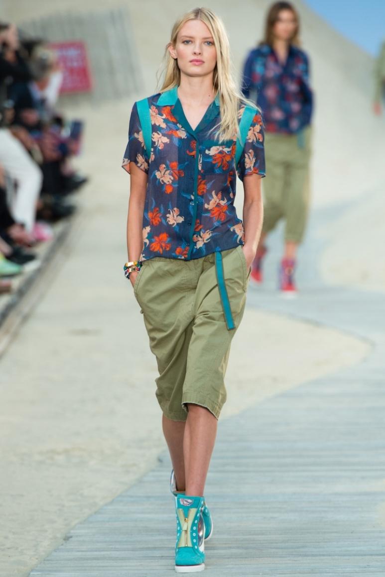 Tommy Hilfiger весна-лето 2014 #9