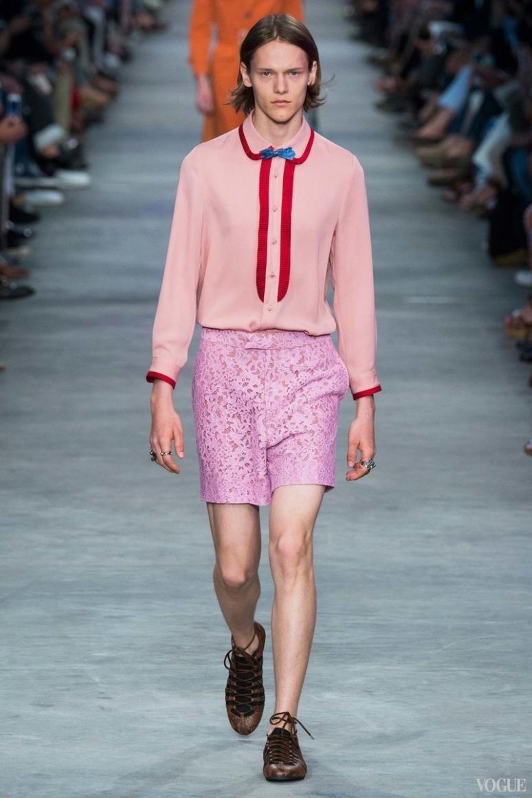 Gucci Menswear весна-лето 2016 #27