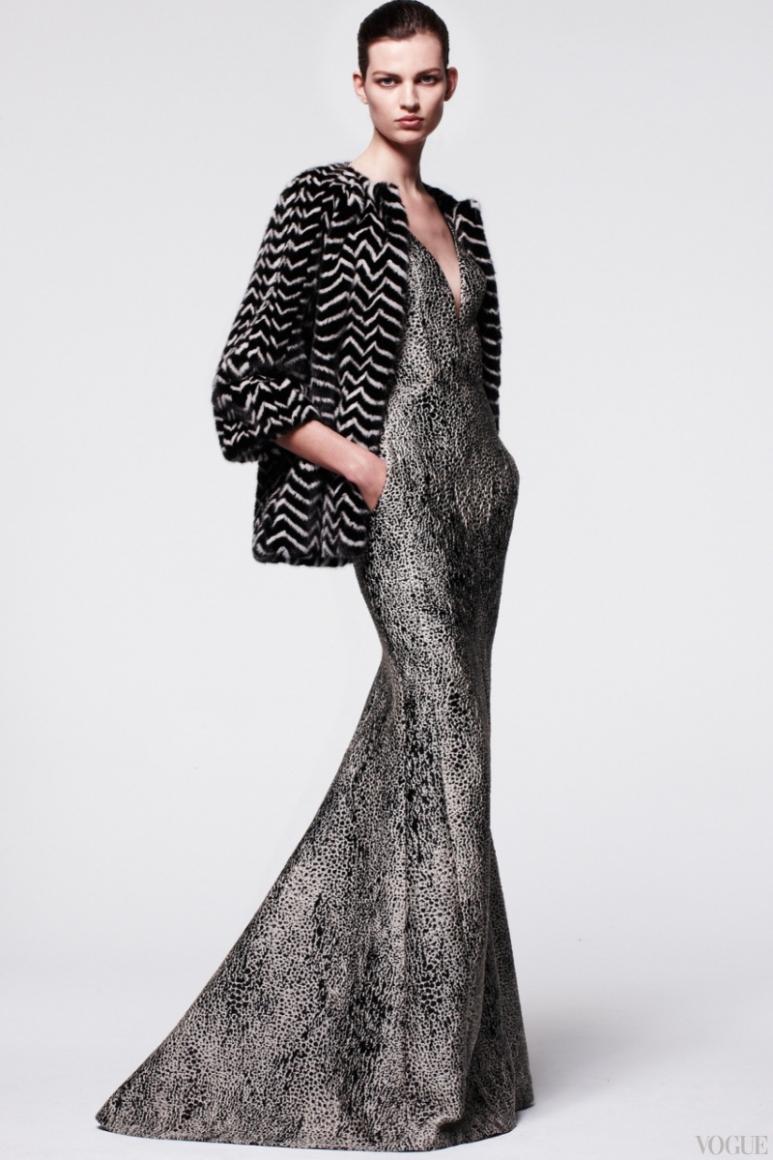 J. Mendel Couture весна-лето 2013 #21