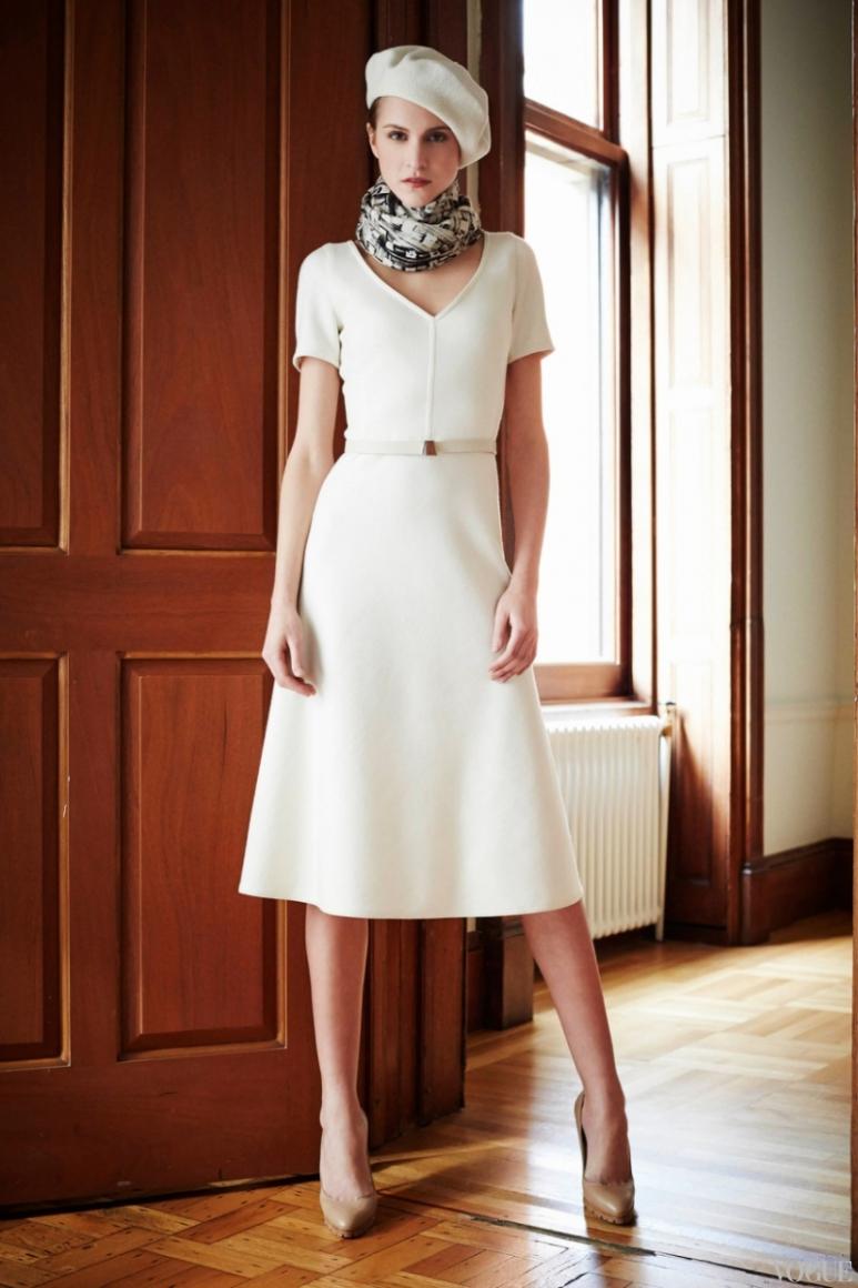 Akris Couture весна-лето 2013 #20