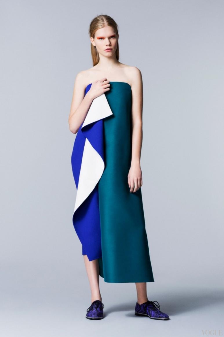 Roksanda Couture весна-лето 2013 #16