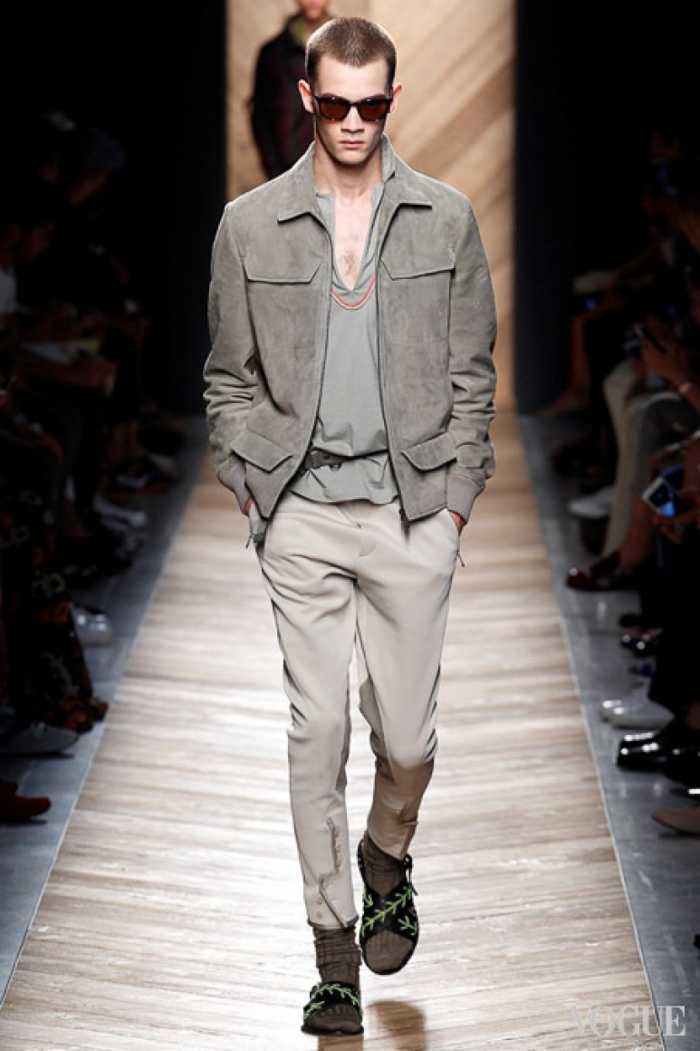 Bottega Veneta Menswear весна-лето 2016 #34