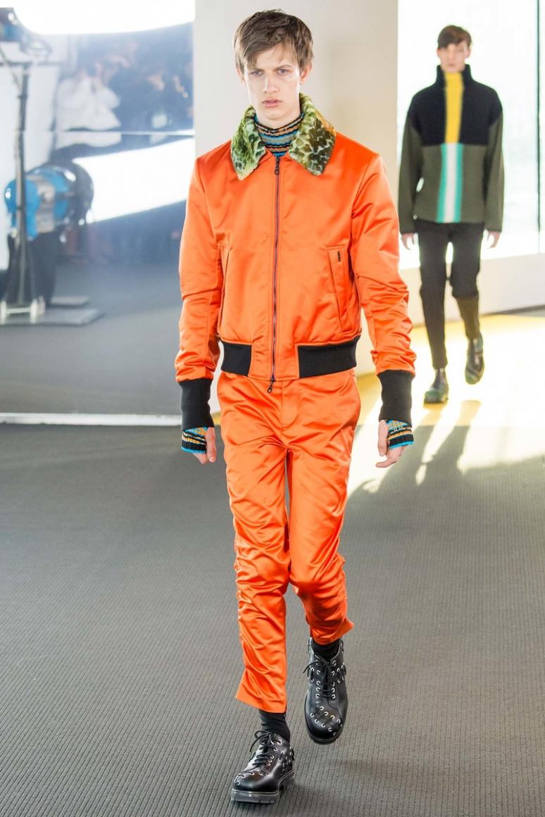 Kenzo Menswear осень-зима 2015/2016 #21