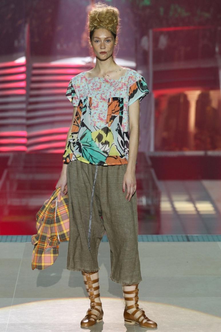 Vivienne Westwood весна-лето 2014 #34