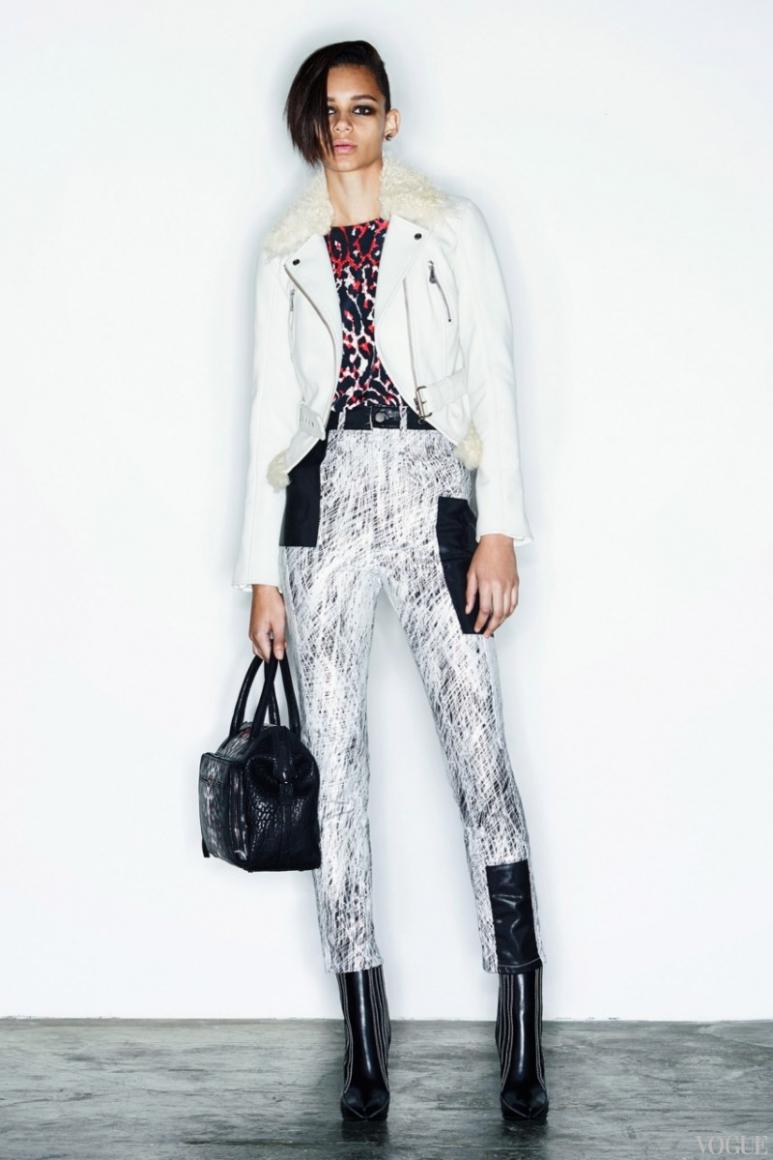 McQ Alexander McQueen Couture весна-лето 2013 #21