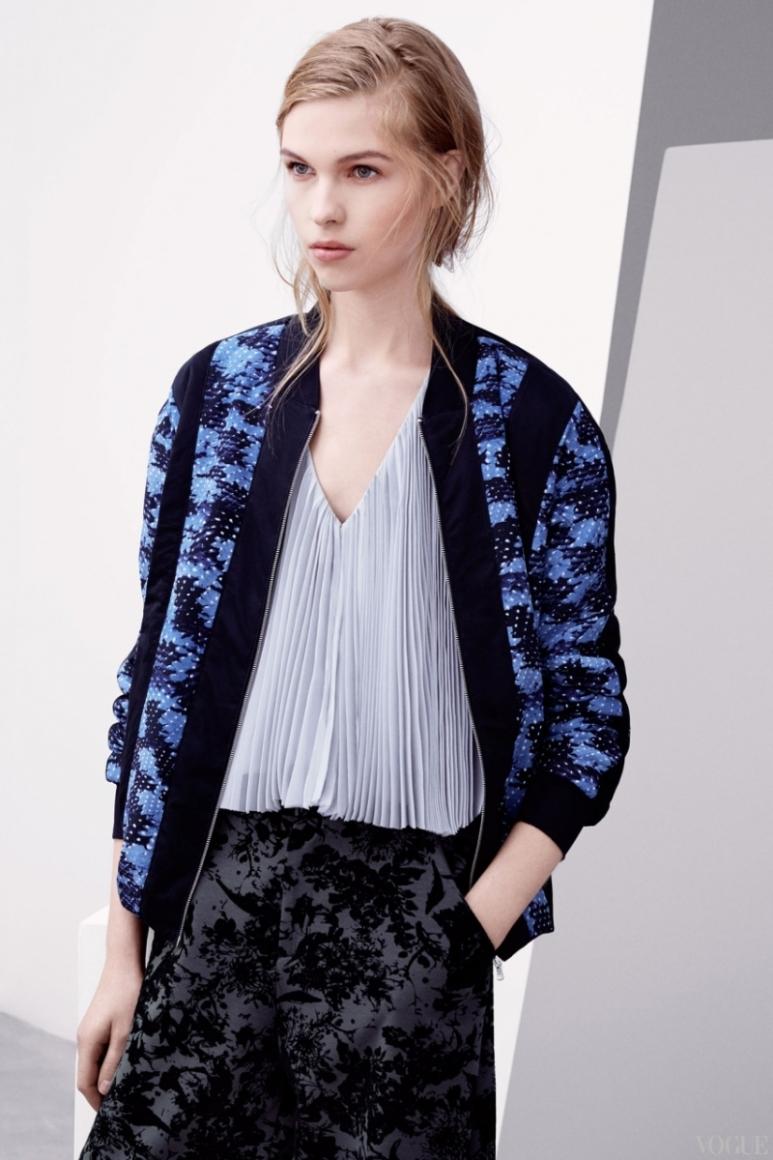 Rebecca Taylor Couture весна-лето 2013 #14