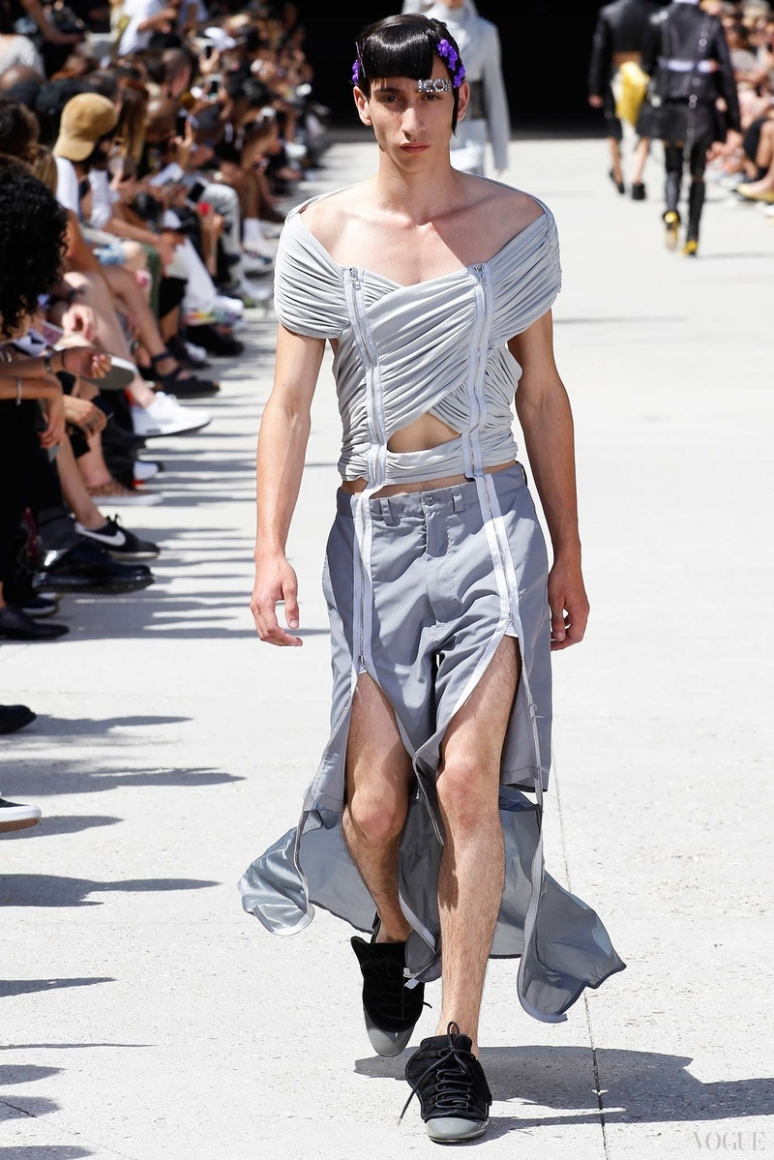 Hood by Air Menswear весна-лето 2016 #19