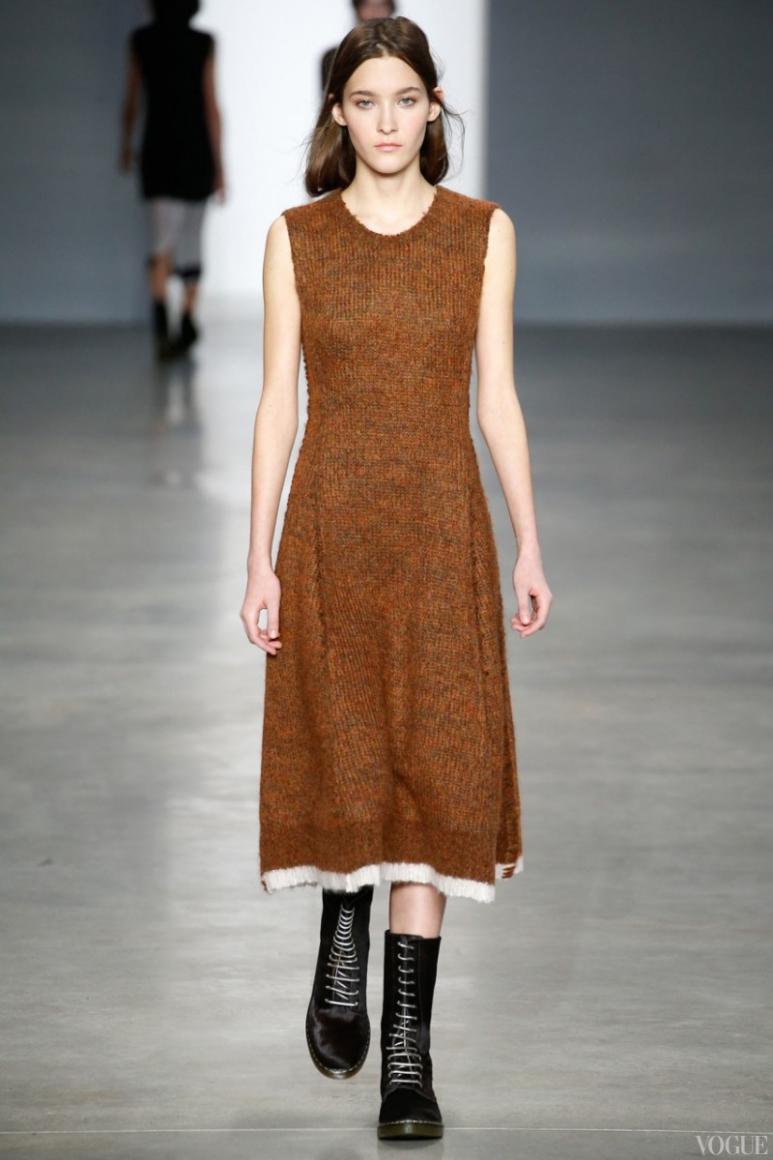Calvin Klein осень-зима 2014/2015 #18