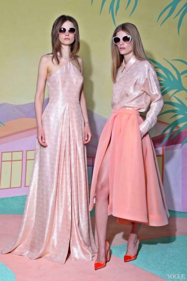 Christian Siriano Resort 2016 #9