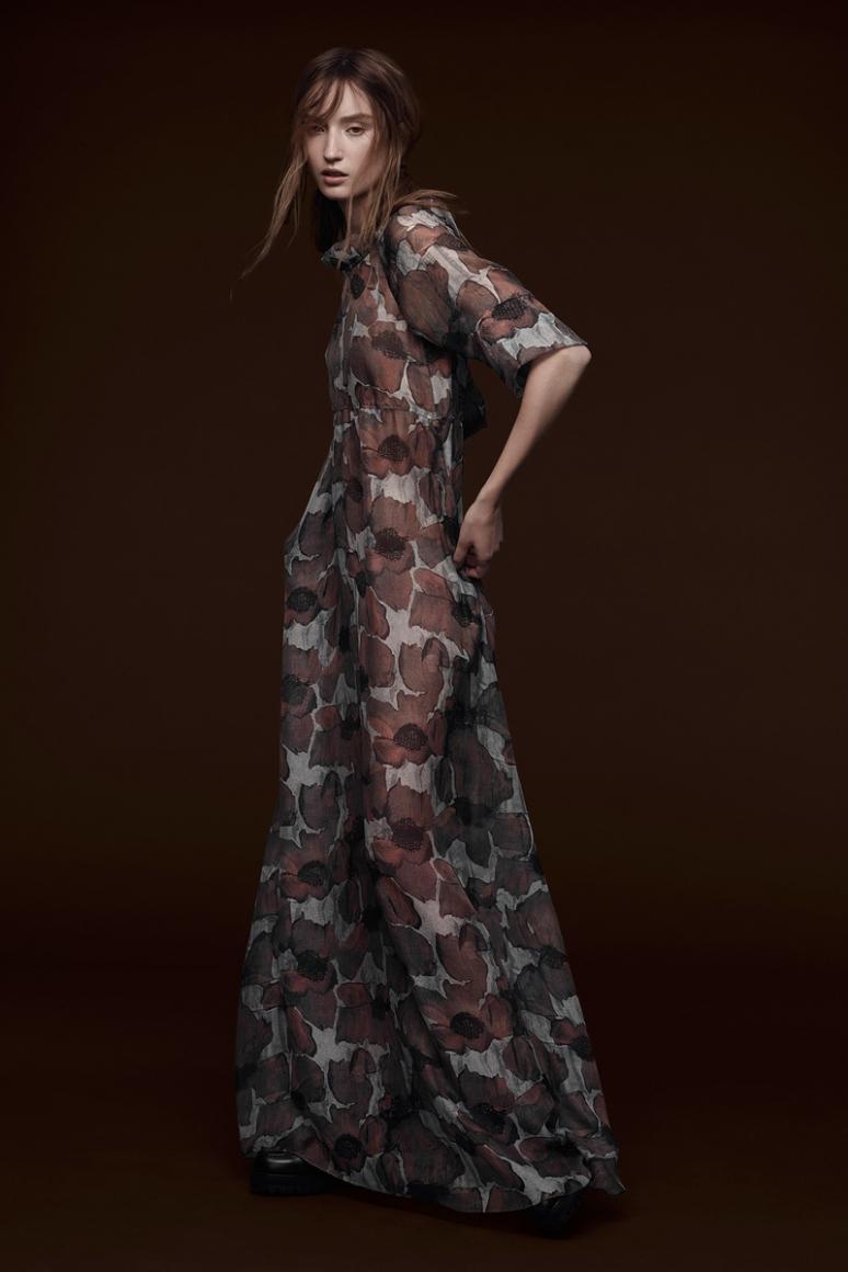 Vera Wang Pre-Fall 2015 #23