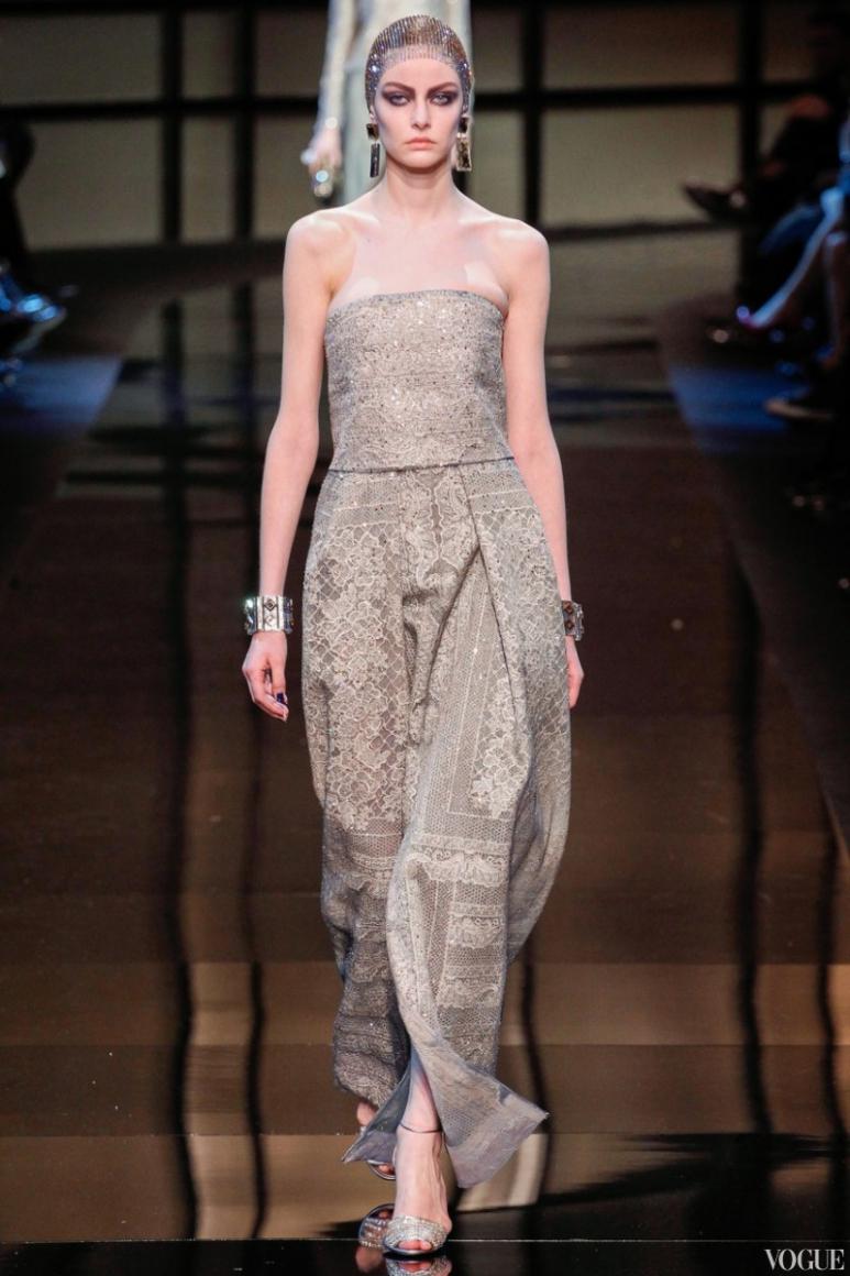 Armani Priv? Couture весна-лето 2014 #5
