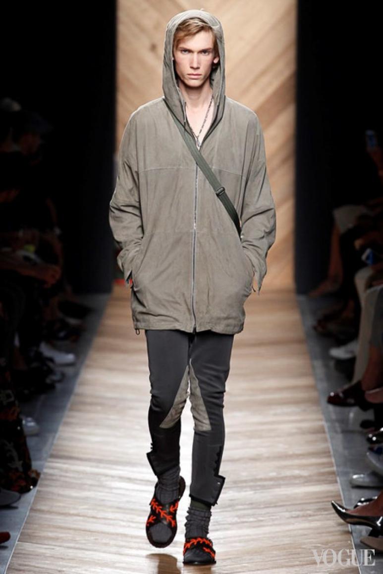 Bottega Veneta Menswear весна-лето 2016 #21