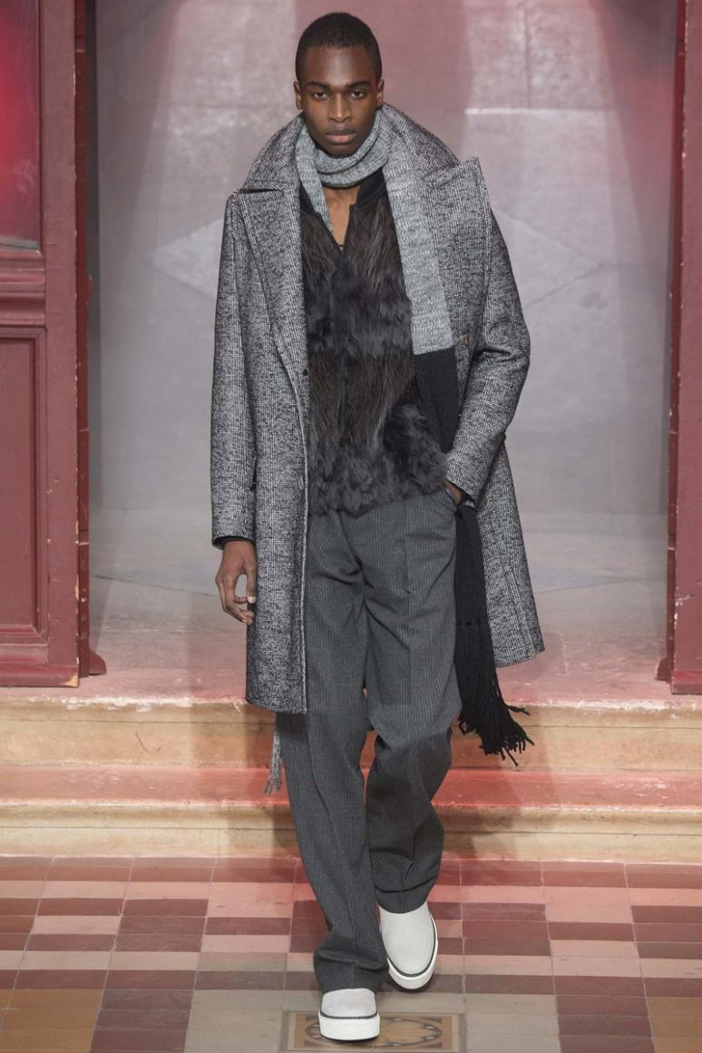 Lanvin Menswear осень-зима 2015/2016 #38