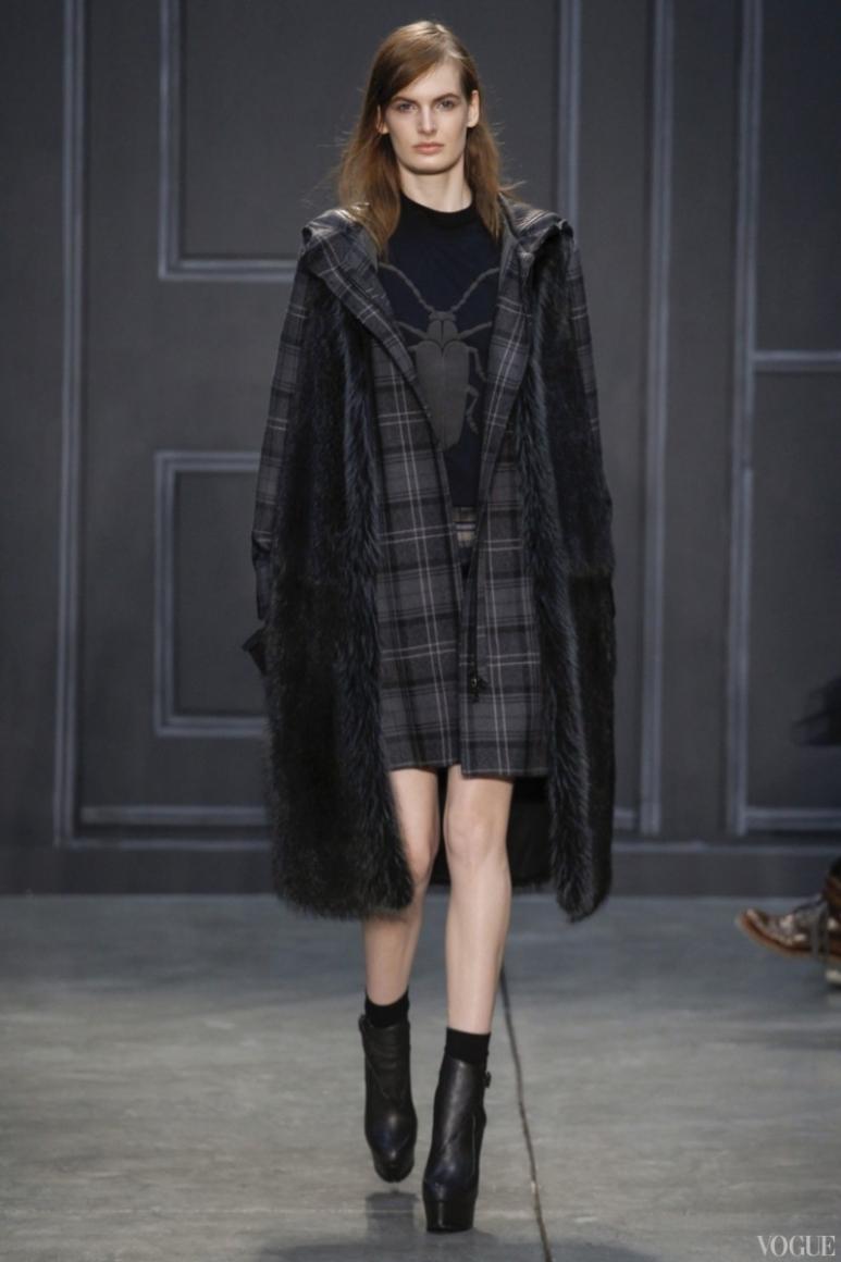 Vera Wang осень-зима 2014/2015 #30