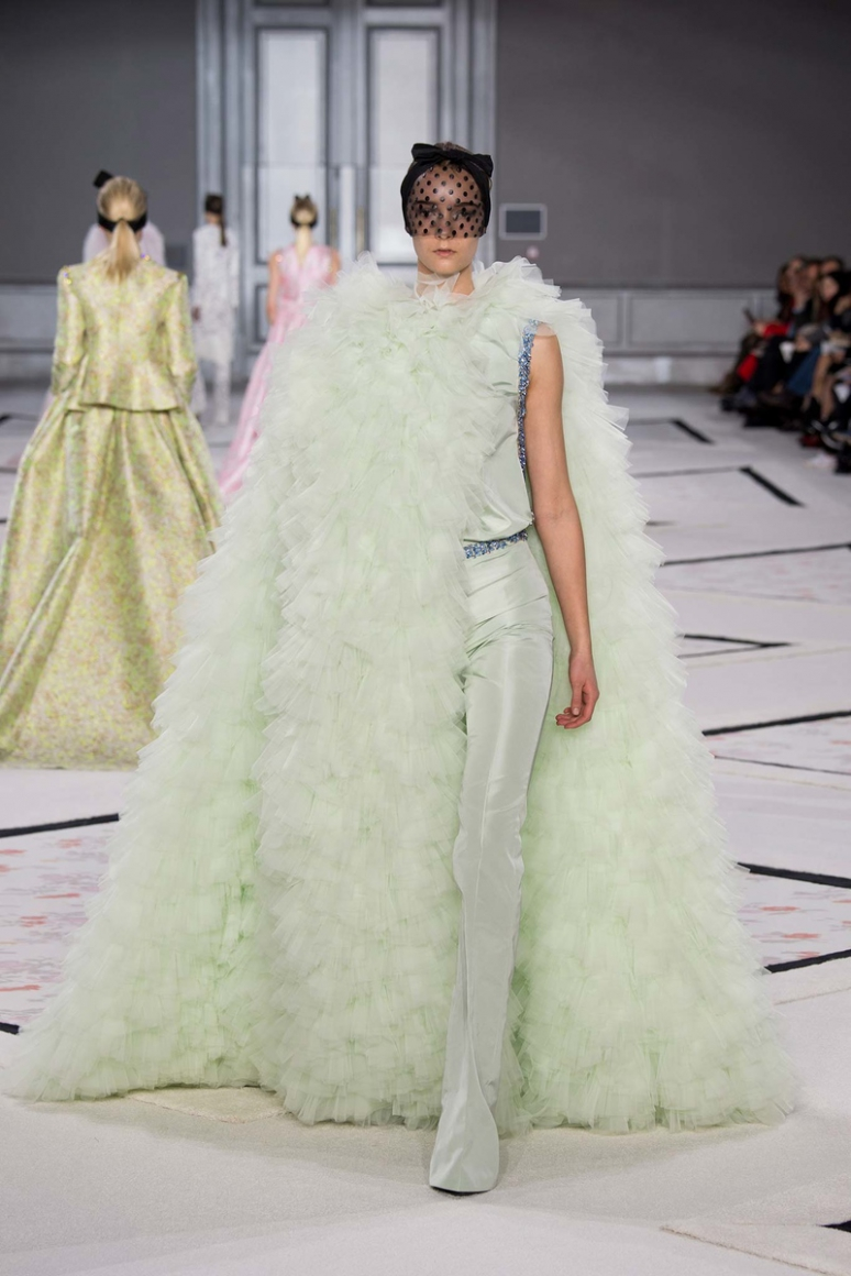 Giambattista Valli Couture весна-лето 2015 #6