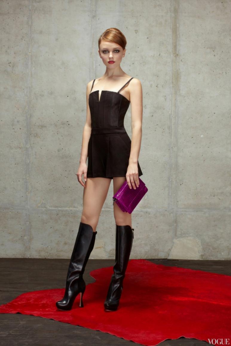 Alice + Olivia Couture весна-лето 2013 #11