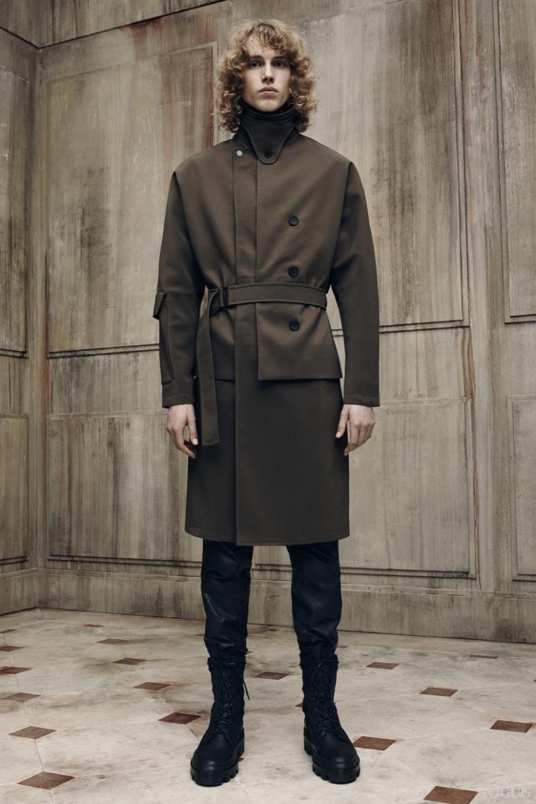 Balenciaga Menswear весна-лето 2016 #18
