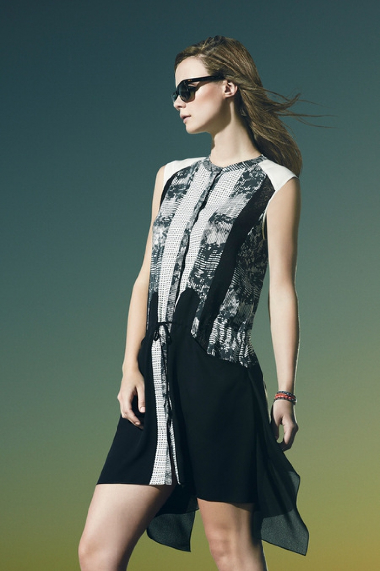 BCBG Max Azria Resort 2014 #8