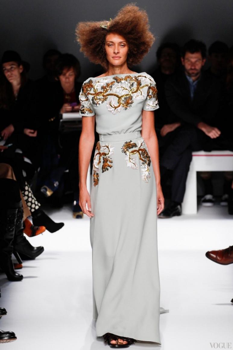 Schiaparelli Couture весна-лето 2014 #11